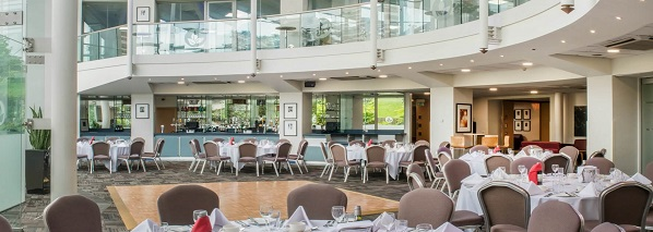 Filled with natural light, the Atrium is perfect for award dinners and drinks receptions
